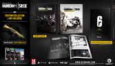 Tom Clancy's Rainbow Six Siege édition collector - PS4