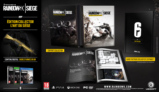 Tom Clancy's Rainbow Six Siege édition collector - XBOX ONE