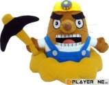 NINTENDO - ANIMAL CROSSING - Peluche Mr. Resetti 18 Cm