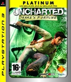 Uncharted Drake's Fortune édition Platinum - PS3