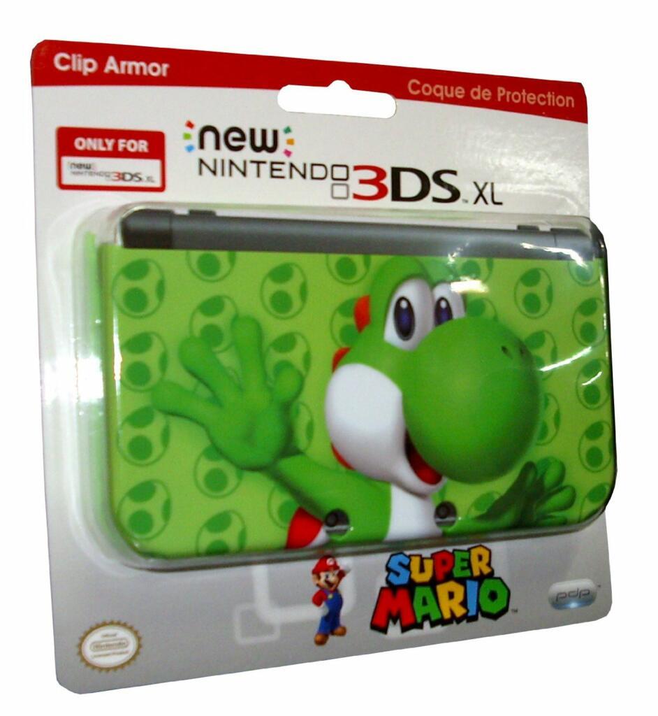 Coque new 3ds xl yoshi pdp acheter vendre sur for Coque 3ds xl pokemon
