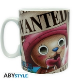 ONE PIECE - Mug 460 ml - Chopper Wanted