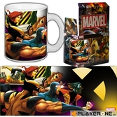 MARVEL - Mug - Wolverine Serie 1 - X-Men Team