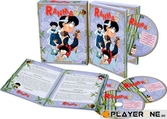 RANMA 1/2 - Partie 4/5 Edit. Collector (6 DVD + Livret) - DVD