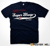 WORMS - T-Shirt Super Sheep Vintage (S)