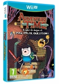 Adventure Time : Explore le Donjon et Pose pas de Question ! - WII U
