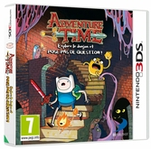 Adventure Time : Explore le Donjon et Pose pas de Question ! - 3DS