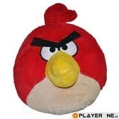 ANGRY BIRDS  Peluche 20 cm ( pce ) - Rouge