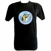 THAT'S ALL FOLKS - T-Shirt Femme (L)
