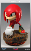Statue Knuckles - 40cm