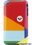 ROXY - Hard Case Iphone 3G/3GS : Multicolor Triple Layers