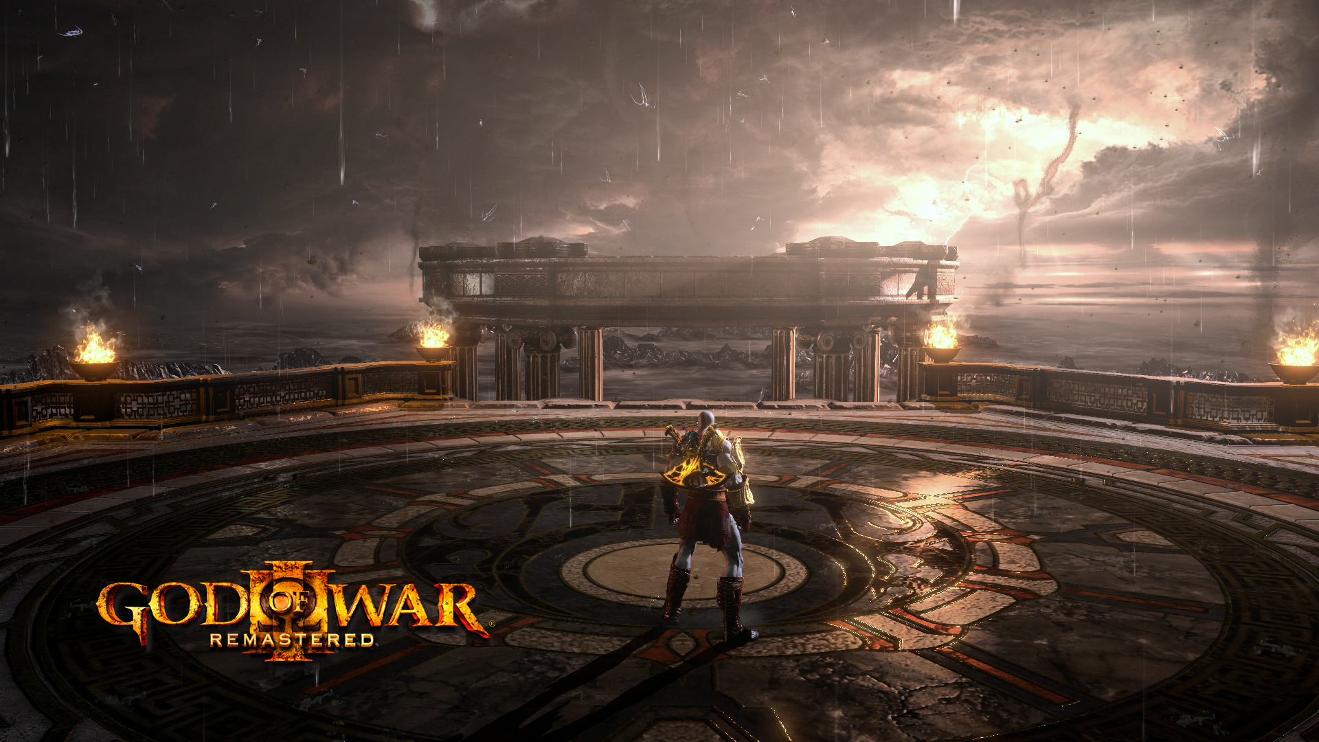 god of war 3 remastered ps4 r f rence gaming. Black Bedroom Furniture Sets. Home Design Ideas
