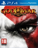 God of War 3 Remastered - PS4