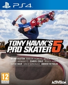 Tony Hawk's Pro Skater 5 - PS4