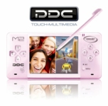Console PDC Touch Multimedia Rose