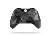 Manette XBOX One avec prise Jack Camouflage grise