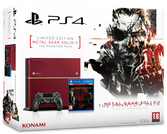 Console PS4 édition limitée Metal Gear Solid V The Phantom Pain