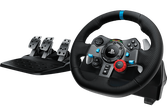 Volant G29 Logitech Driving Force - PS4 - PS3 - PC