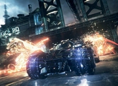 Batman Arkham Knight édition collector batmobile - XBOX ONE