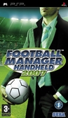 Football Manager handheld 2007 - PSP