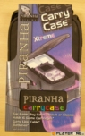 Saccoche de rangement PIRANHA - Game Boy Color