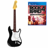 Rock Band 4 + Guitare sans fil - PS4