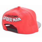 SPIDERMAN - Casquette Spider Mark - Red