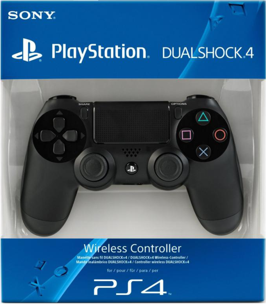 manette dualshock 4 ps4 acheter vendre sur r f rence gaming. Black Bedroom Furniture Sets. Home Design Ideas