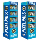 PIXEL PALS Display 48 Figurines