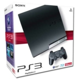 Console PS3 slim 120 Go