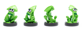 "Amiibo Calamar "" Squid "" Inkling Splatoon"