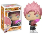 DRAGON BALL Z - Bobble Head POP N° 260 - Black Goku Rosé (LIMITED)