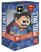 PIXEL PALS Light Up Collectible Figures - Superman
