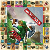Monopoly Zelda édition collector