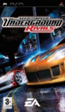 Need For Speed  Underground Rivals - PSP