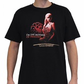 GAME OF THRONES - T-Shirt Mother Of Dragons Homme (L)