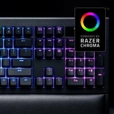 RAZER Clavier Gaming BlackWidow Chroma V2 Azerty - PC