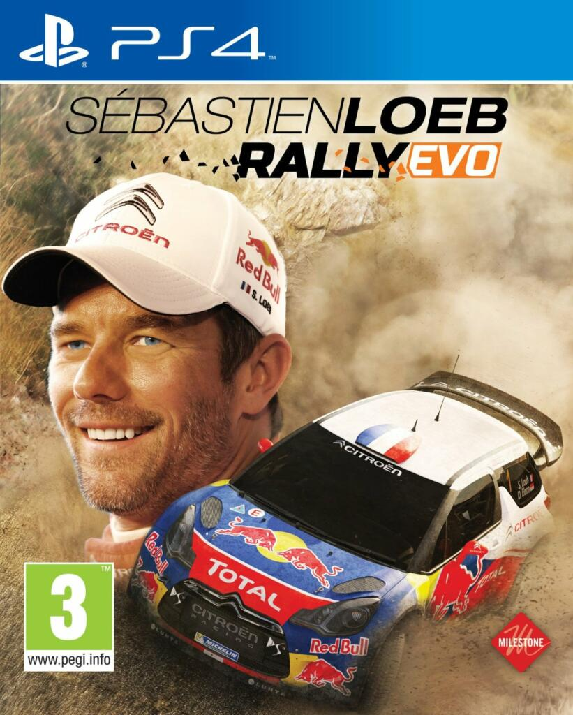 sebastien loeb rally evo ps4 acheter vendre sur r f rence gaming. Black Bedroom Furniture Sets. Home Design Ideas