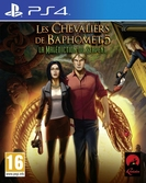 Les Chevaliers de Baphomet 5 : la malediction du serpent - PS4