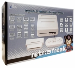 Console Retro Freak - SNES - Megadrive - Game Boy - PC Engine