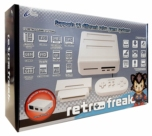 Console Retro Freak Premium - SNES - Megadrive - Game Boy - PC Engine