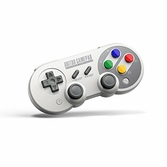 Manette Bluetooth SFC30 PRO 8BitDo - PC - MAC - Smartphones - Switch
