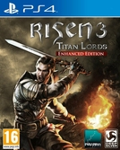 Risen 3 Titan Lords édition enhanced - PS4
