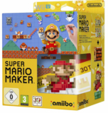 Super Mario Maker + Amiibo Super Mario Bros. rouge - WII U