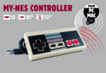Manette USB NES - PC - MAC