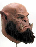 Masque World of Warcraft Deluxe : Orgrim