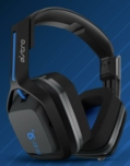 ASTRO - Casque Sans Fil Gaming A20 Blue - PS4