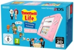 Console 2DS rose & blanc Tomodachi Life