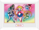 SAILOR MOON - Collector Print 30X40 - Burst