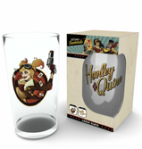 DC COMICS - Large Glasses 500ml - Harley Quinn Bombshell